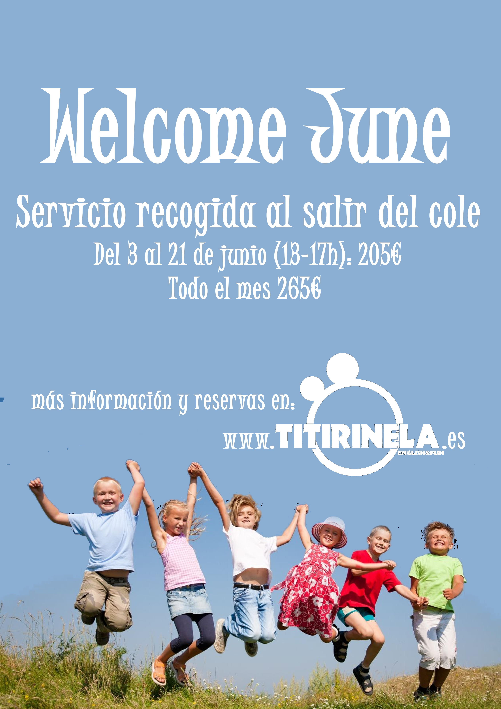Welcome June